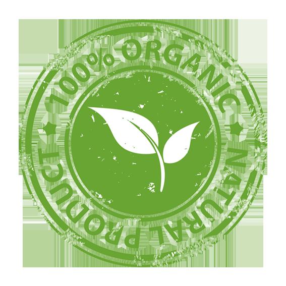 Organic 100% Logo