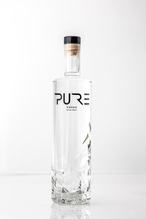 PURE Organic Vodka 2
