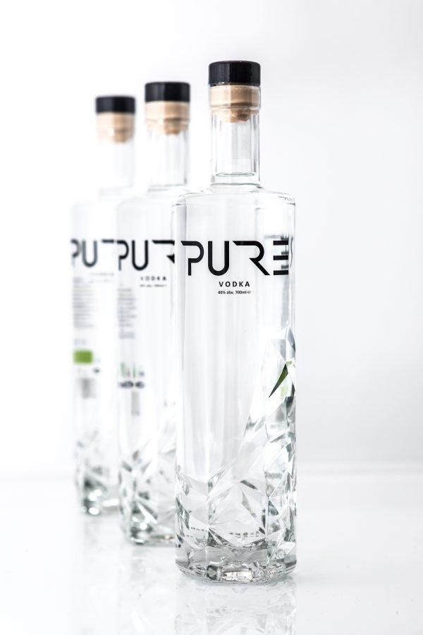 PURE Organic Vodka (6 Pack) 2