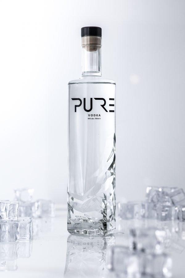PURE Organic Vodka 4