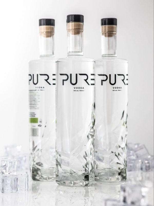 PURE Organic Vodka (6 Pack) 4
