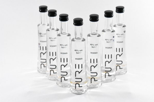 PURE Organic Vodka Miniature 10