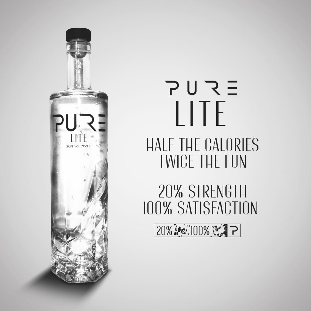 PURE Lite Advert